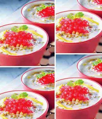 cara buat bubur sumsum mutiara resep aneka bubur mutiara sederhana dan sehat area halal