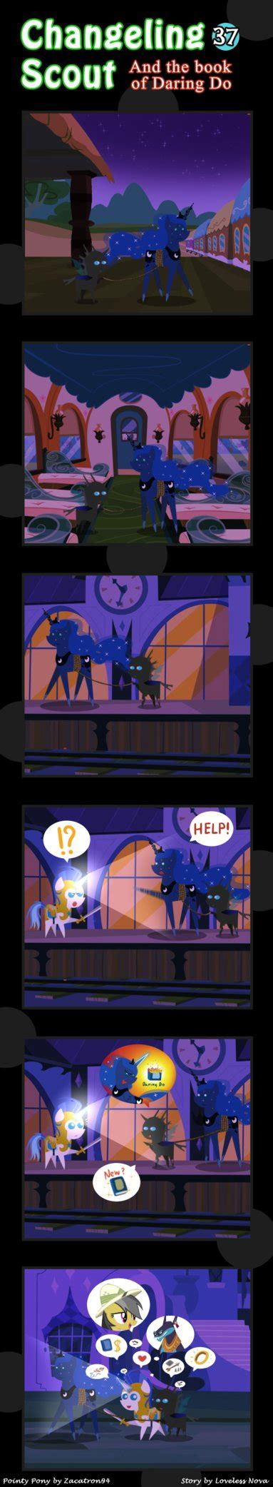 daring the candomble guard books changeling scout and the book of daring do 37 by vavacung