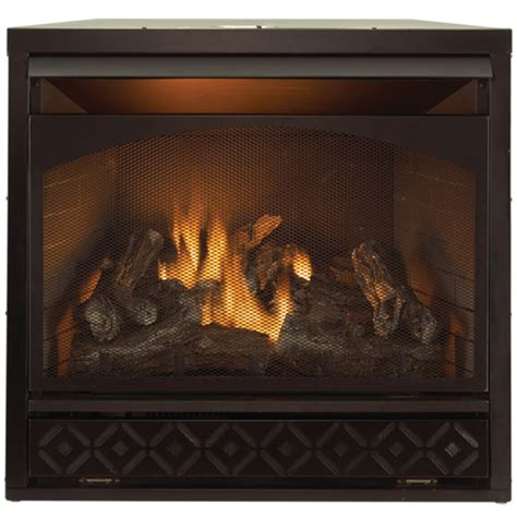 ventless gas fireplace insert home