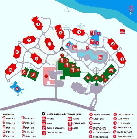 memories flamenco resort map map layout memories flamenco resort cayo coco