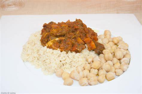 ricette di cucina tajine di agnello o castrato ricetta di cucina marocco