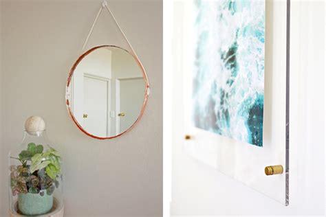 Cermin Akrilik hiasan rumah mewah yang bisa anda buat dengan biaya murah