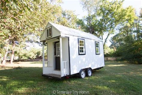 144 sq ft tennessee tiny home for sale