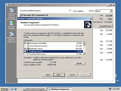 linux howto ldap enable ldap ssl with active directory in windows 2003