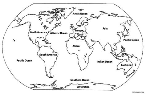 Printable World Map Coloring Page For Kids Cool2bkids   printable world map coloring page for kids cool2bkids