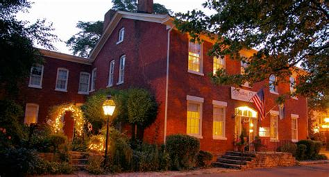 National House Inn Bed And Breakfast In Marshall Michigan