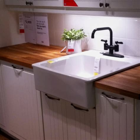 farm sinks for kitchens ikea farm house kitchen sink at ikea 179 kitchen ideas