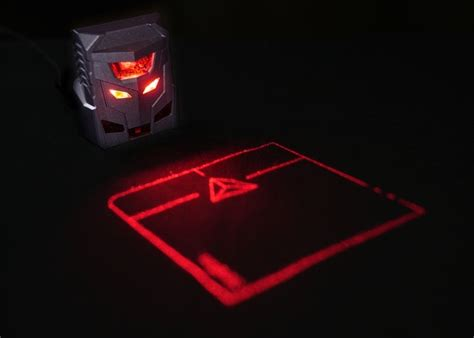 Proyektor Odin odin projection mouse launches on kickstarter