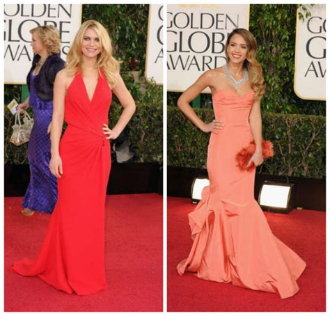 Golden Globe Musings by Golden Globes 2013 Fashion Hits And Fashion Faux Pas