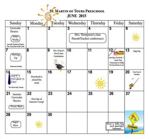preschool calendar templates march calendar template preschool driverlayer search engine
