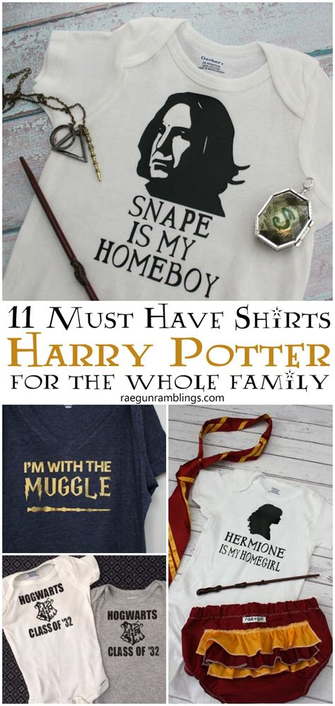 gifts to give a harry potter fan 11 must have harry potter shirts rae gun ramblings