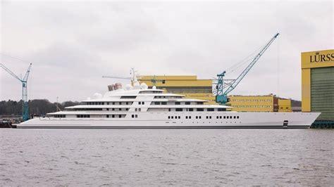 azzam yacht interni 171 azzam 187 lo yacht pi 249 grande mondo