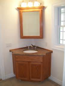 Corner bathroom vanity units for your bath storage