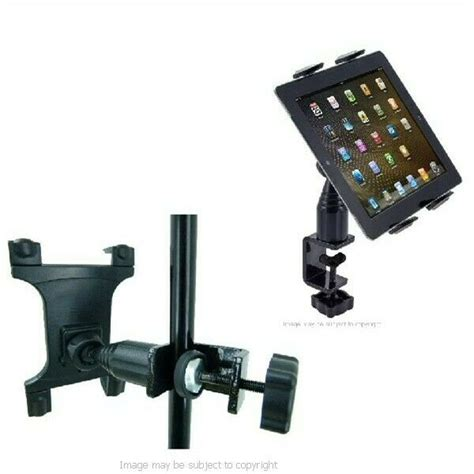Desk Stand Secure by Heavy Duty Secure Table Desk Mic Stand Holder