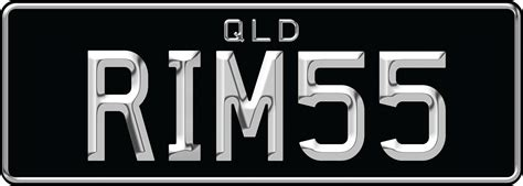 Wedding Car Licence Qld by Personalised Plates Qld Gift Voucher Gift Ftempo