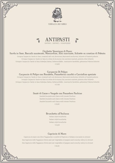 restaurant fine dining menu template design freelancer