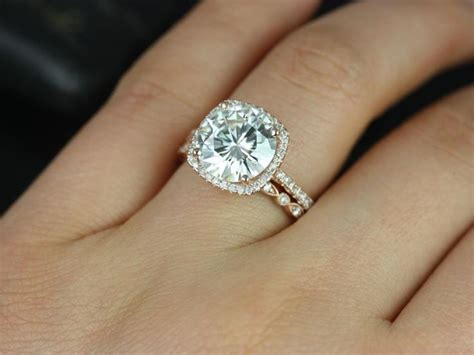 cheap cushion cut halo engagement rings engagement ring usa
