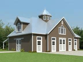 barn with apartment plans horse barn plans horse barn outbuilding plan 006b 0003