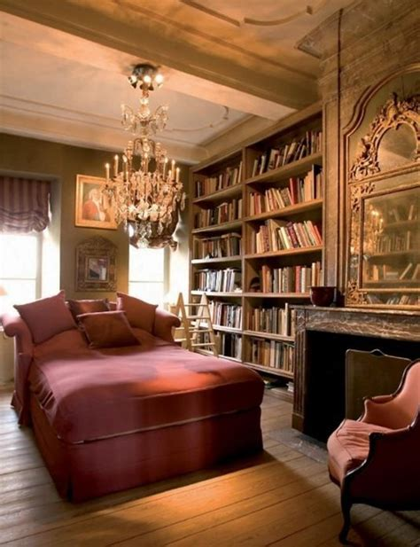 bedroom library good books the chandelier and fireplaces on pinterest