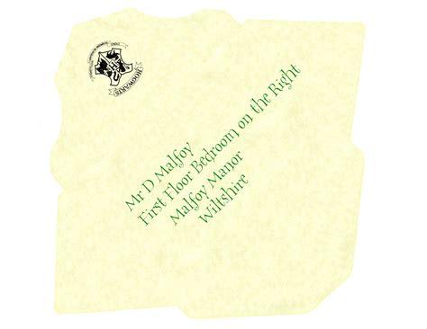 lettere di patronage lettres notre univers harry potter