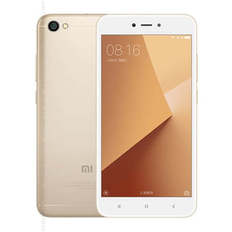 redmi note 5a xiaomi redmi note 5a dual sim gold 16gb and 2gb ram