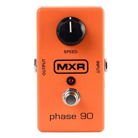 Effect Mxr Phase 90 Evh 90 mxr phase 90 effects pedal buy mxr