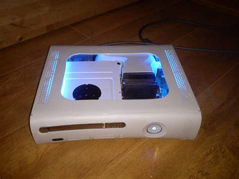 modded xbox 360 console custom consoles second xbox 360 mod