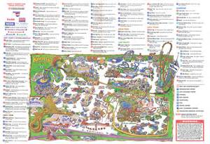 theme park brochures knott s berry farm theme park brochures