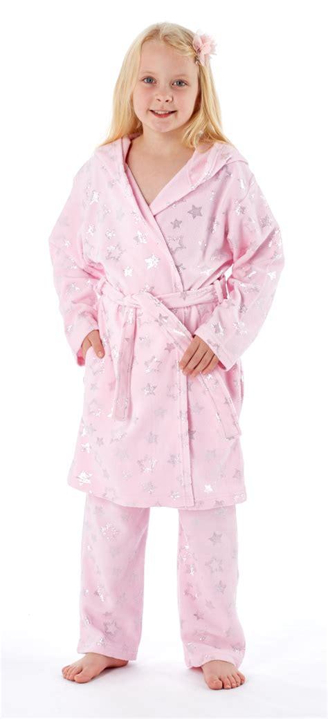 girls changing dress in bathroom kids girls fleece dressing gown bath robe housecoat