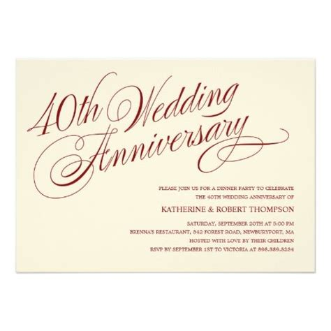 40th Wedding Anniversary Song List by 64 Best 40 Year Anniversary Images On