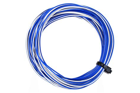 blue white wire 28 images wire decoder stranded 6m 32g