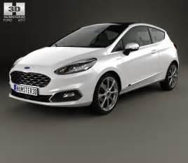 ford vignale 2017 3d model hum3d