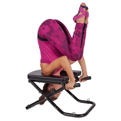 Inversion Chairs by Original Yogacise Back Inversion Table By Health