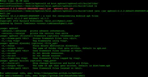 apktool apk apktool v2 2 2 a tool for engineering android apk files security list network