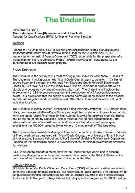 Advocacy letter template advocacy campaign management 2018 the underline master plan rfq the underline fandeluxe Images