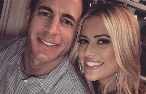 tarek and christina here s why tarek el moussa is requesting spousal support