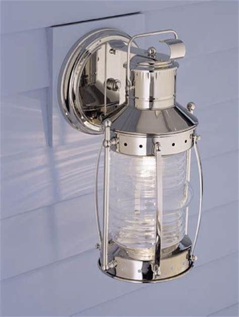 Nautical Bathroom Sconces by Best 25 Nautical Lighting Ideas On Nautical
