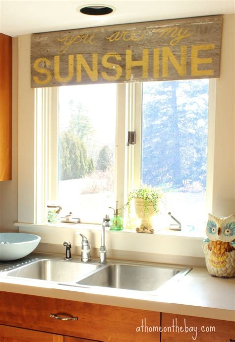 window valance ideas for kitchen these 20 kitchen curtains will lighten brighten and