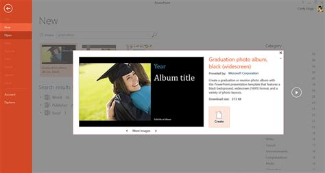 Get Microsoft S Best Graduation Templates Show Templates For Powerpoint
