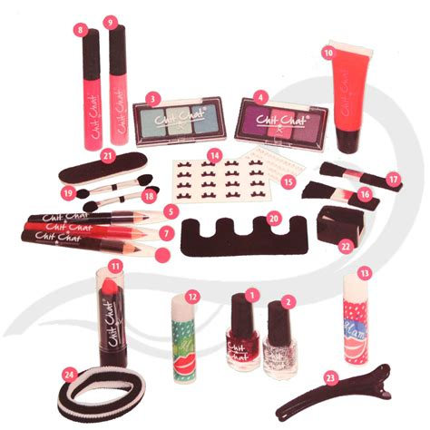 make up calendar technic cosmetic advent calendar