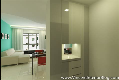 Kitchen Cabinet Lighting Ideas by Buangkok Vale 4 Room Hdb Renovation By Behome Design