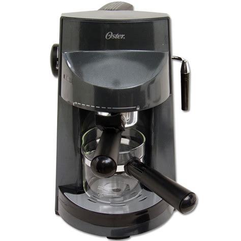 Sharp Libre Coffee Maker cafetera para expresso y capuchino oster p 4 tazas nueva