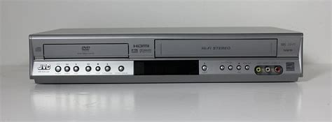dvd cassette player jvc hr xvc39 dvd vcr combo cassette player recorder