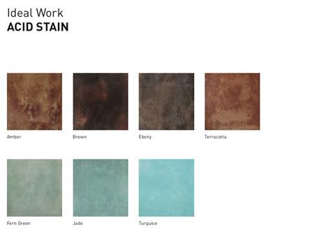 colore per pavimenti pavimento acidificato in cemento effetti colore unici