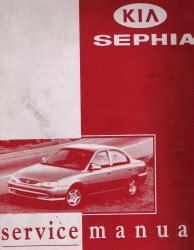 car manuals free online 1998 kia sephia spare parts catalogs 1998 2000 kia sephia factory service manual