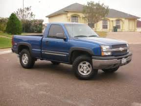 2003 chevrolet silverado 1500 information and photos