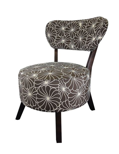 Floral Accent Chair Floral Design Xeni Accent Chair