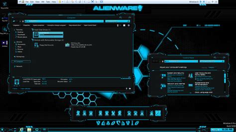 eclipse themes windows 8 alienware eclipse blue win8 8 1