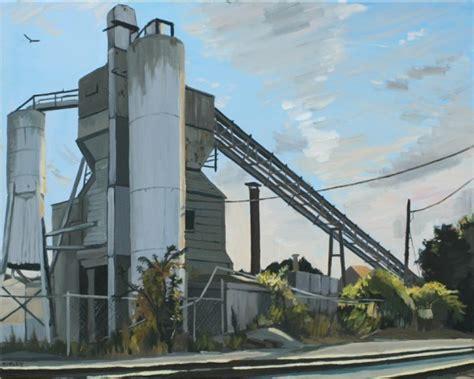 cement factory sean hurley contemporary fine art original prints