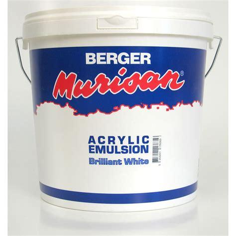 Waterproof Acrylic Emulsion berger malta